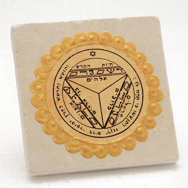King-Solomon's-seal---Marble-Tile-32